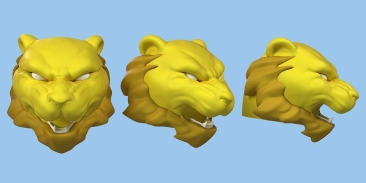 GOLDEN TIGER - DREAMBOX FILMS 3D