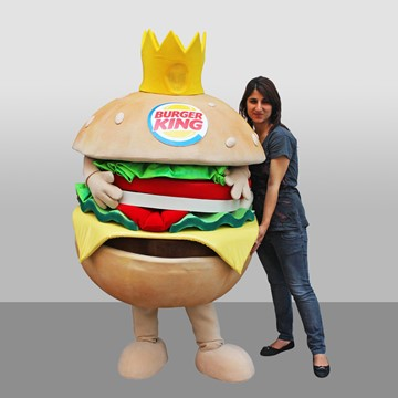 HAMBURGER - BURGER KING 1