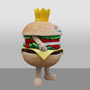 HAMBURGER - BURGER KING 2
