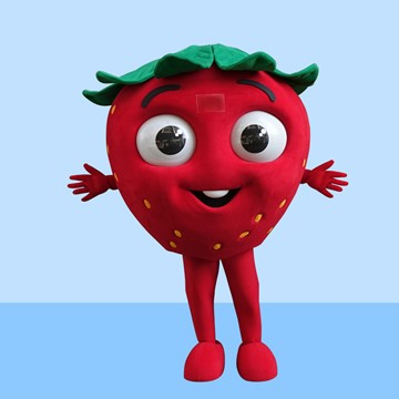 STRAWBERRY, BANANA AND CHOCOLATE - İÇİM GIDA mascot