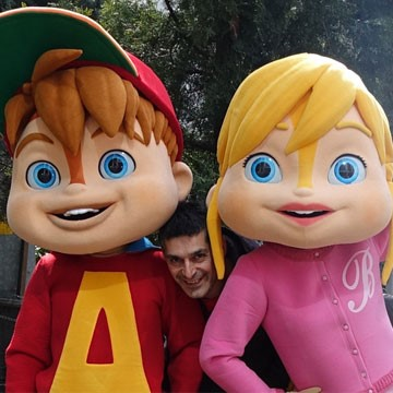 ALVIN AND BRITTANY 13