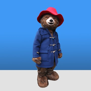 BEAR - PADDINGTON 5