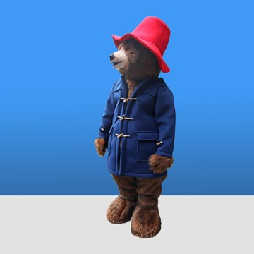 BEAR - PADDINGTON 7