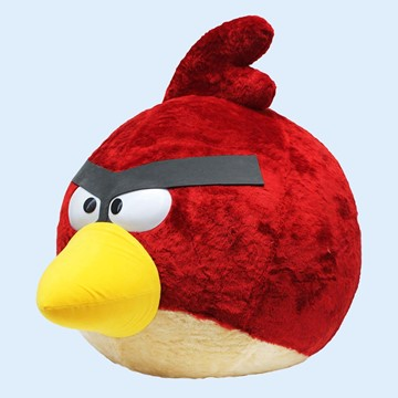 ANGRY BIRDS maskot