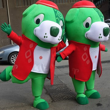 GREEN DOG ASHGABAT SPORTS OLYMPICS 17
