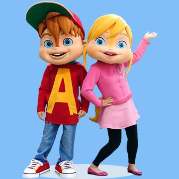 ALVIN AND BRITTANY 5
