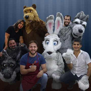 MAŞA AND BEAR GROUP 14