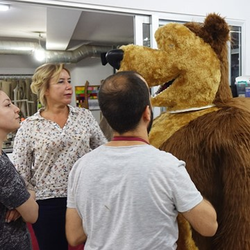 MAŞA AND BEAR GROUP 33