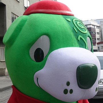 GREEN DOG ASHGABAT SPORTS OLYMPICS 4