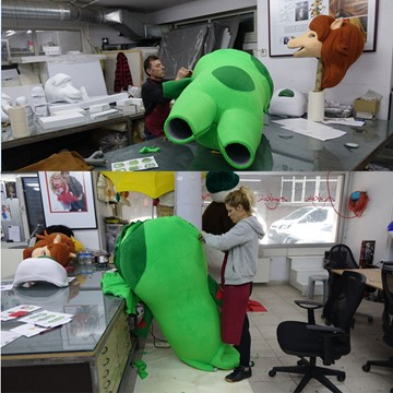 GREEN DOG ASHGABAT SPORTS OLYMPICS 14
