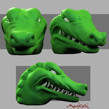 GREEN CROCODILE - DREAMBOX FILMS 4