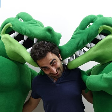 GREEN CROCODILE - DREAMBOX FILMS 1