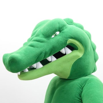 GREEN CROCODILE - DREAMBOX FILMS mascot
