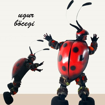 INSECTS - MASKOT MUSICAL 19