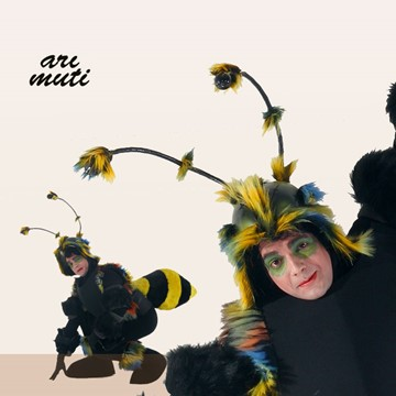 INSECTS - MASKOT MUSICAL 25
