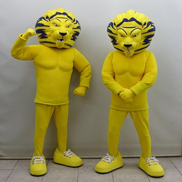 YELLOW LION - DREAMBOX 6