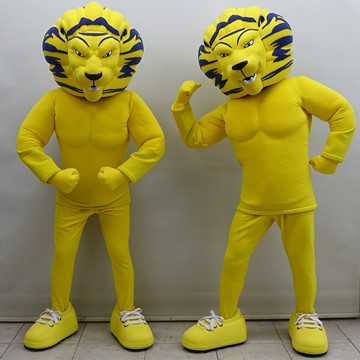 YELLOW LION - DREAMBOX 7