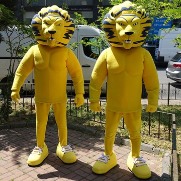 YELLOW LION - DREAMBOX 9