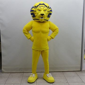 YELLOW LION - DREAMBOX 4
