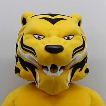 GOLDEN TIGER - DREAMBOX FILMS mascot